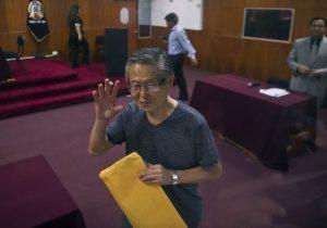 Fujimori mejora pero pasará Navidad en cuidados intensivos