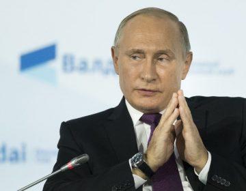 Vladimir Putin inicia su camino en busca de la reelección