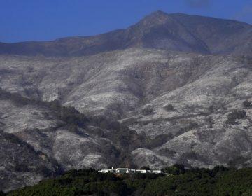 Incendio de California no representa peligro: autoridades