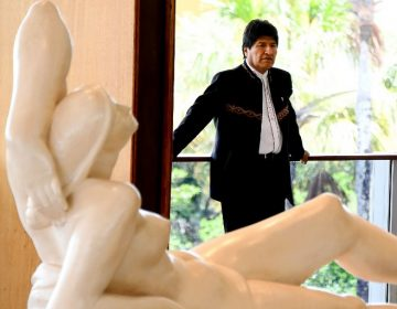 Lamentamos que gobiernos vendan su dignidad, dice Evo Morales sobre Guatemala