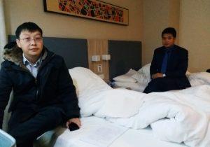 """Dan ocho años de prisión a disidente chino para dar """"ejemplo"""""""