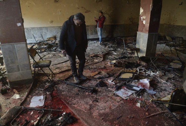 Atentado reivindicado por el EI en Kabul deja 41 muertos
