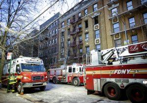 Un incendio causado por un niño deja 12 muertos en Nueva York
