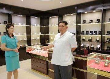 ¿Dónde está la misteriosa esposa de Kim Jong Un esta Navidad?