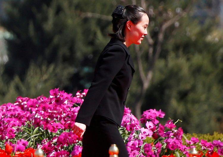 ¿Kim Jong Un ascendió a su hermana menor?