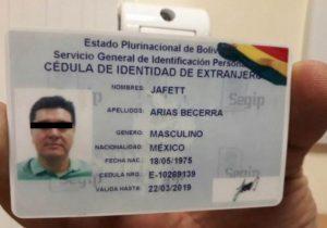Detienen en Brasil a presunto narcotraficante mexicano