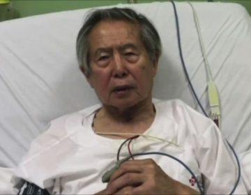 """Fujimori pide """"perdón"""" por sus actos tras indulto"""