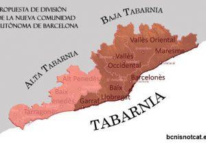 Tabarnia, una respuesta al independentismo catalán