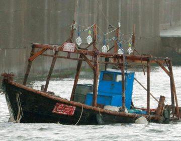 """Barcos fantasma"" norcoreanos; ¿por qué son arrastrados a Japón?"