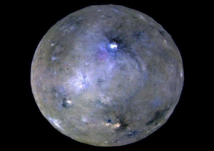 ¿Hay vida en Ceres?