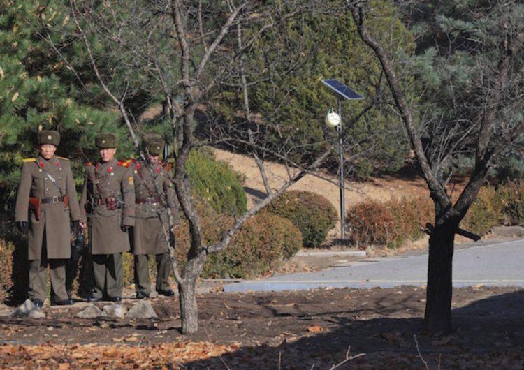 Otro soldado norcoreano escapa hacia Corea del Sur