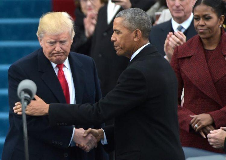 Trump y Obama, con el mismo nivel de aprobación: encuesta
