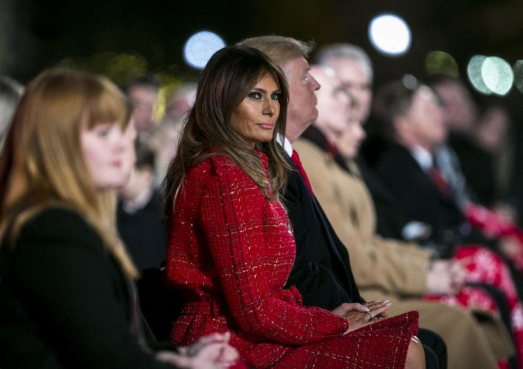 Melania Trump ordena cortar un icónico árbol de la Casa Blanca
