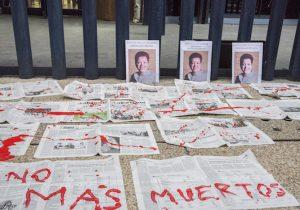 Cae presunto autor intelectual del asesinato de periodista mexicana
