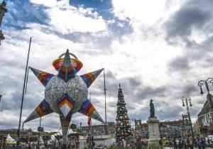 ¿Romper piñatas en Navidad para exorcizar el mal?