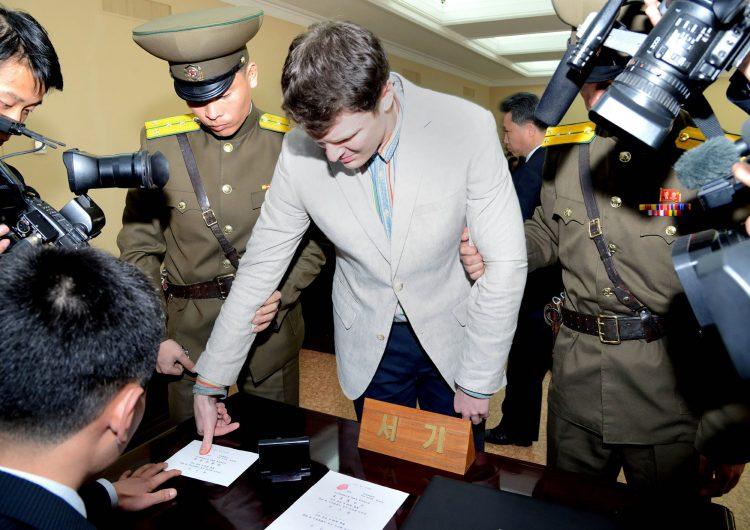 EE.UU. pide a quienes planean viajar a Corea del Norte hacer su testamento
