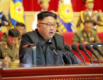 Trump dice estar dispuesto a hablar con Kim Jong-Un