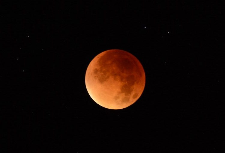 luna superluna azul