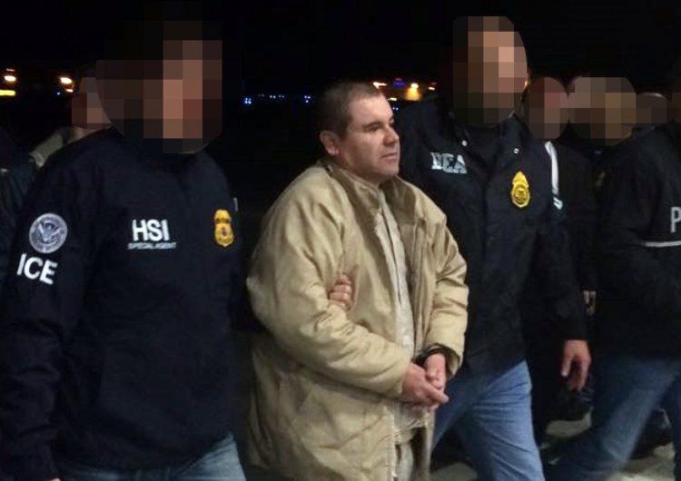 """""""El Chapo"""" promete no matar a los miembros del jurado, dice su abogado"""