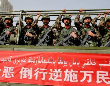 "China enfrenta un riesgo ""prominente"" de un ataque terrorista"