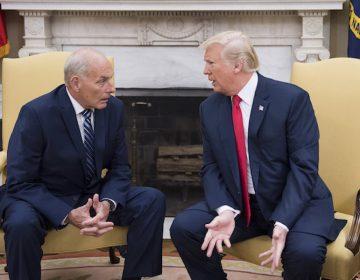 Trump confronta a México y a su jefe de gabinete e insiste: el muro va y EE.UU. no lo pagará