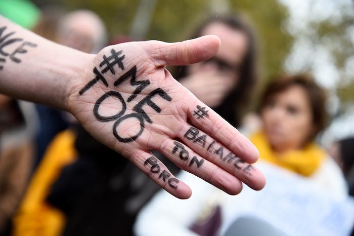 Artistas francesas critican al movimiento #MeToo