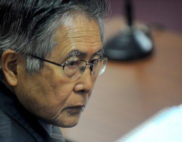 Renuncia ministro de Defensa peruano tras indulto a Fujimori