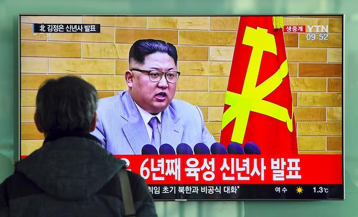 Kim Jong Un pide aumentar la producción de cabezas nucleares