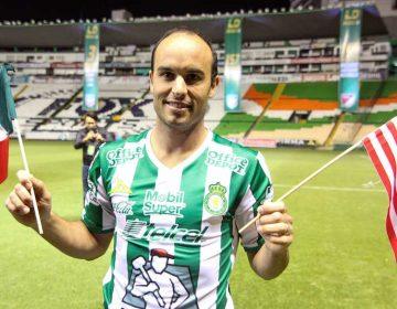 """Landon Donovan, de """"enemigo nacional"""" a jugador de la Liga MX"""