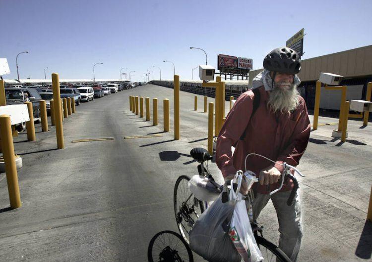Un sistema binacional de bicis: el innovador proyecto para conectar la frontera entre México y EE.UU.