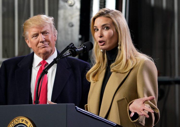 Acusan a Ivanka Trump de callar sobre abusos en fábricas chinas de su empresa de ropa