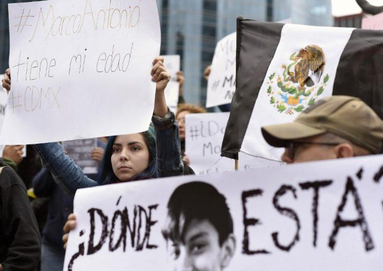 Cronología: Los cinco días de Marco Antonio desaparecido entre la CDMX y el Edomex