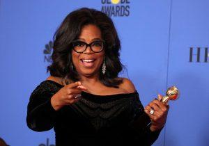 ¿Competirá Oprah contra Trump en el 2020?