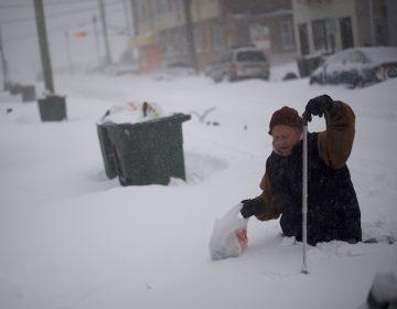 """Un poderoso """"ciclón bomba"""" azota el noreste de EE.UU."""