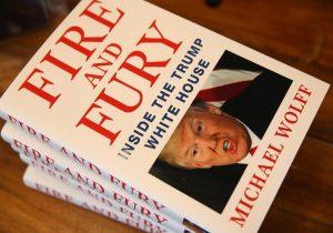"""""""Fuego y furia"""", libro crítico sobre Trump, será adaptado para televisión"""