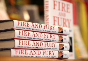 """4 """"secretos"""" de Trump que revela el libro """"Fire and fury"""""""