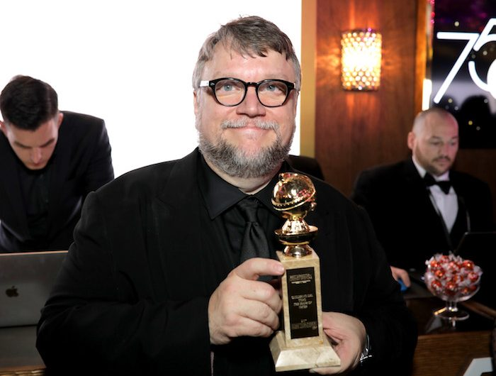"""""""""""La forma del agua"""""""", el filme que dio a Del Toro el Globo de Oro"""