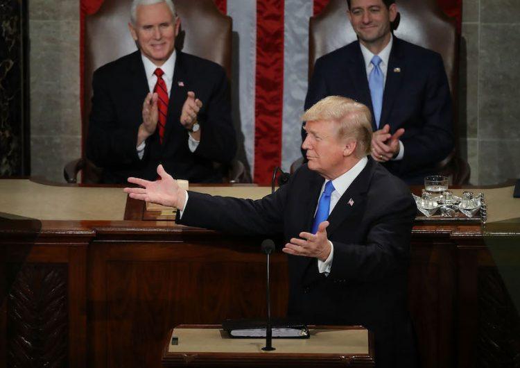 Los puntos clave del discurso de Donald Trump sobre el Estado de la Unión