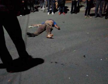 Linchan a presunto ladrón en San Juan Tuxco