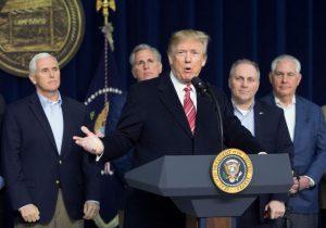 Trump podría ser acusado de obstruir la justicia