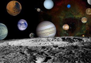 Un sistema solar en desorden