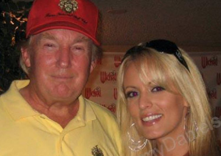 Abogado pagó a actriz porno para que callara encuentro con Trump