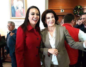 'Pone' Lorena a Citlalli Rodríguez en la alcaldía de Aguascalientes