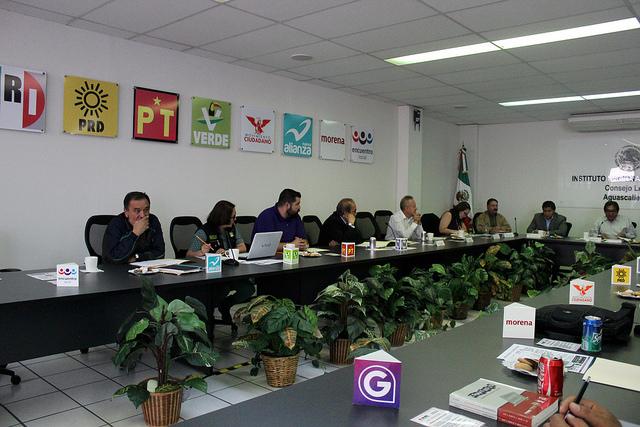 Gastará INE Aguascalientes más de 100 mdp en elección local y federal