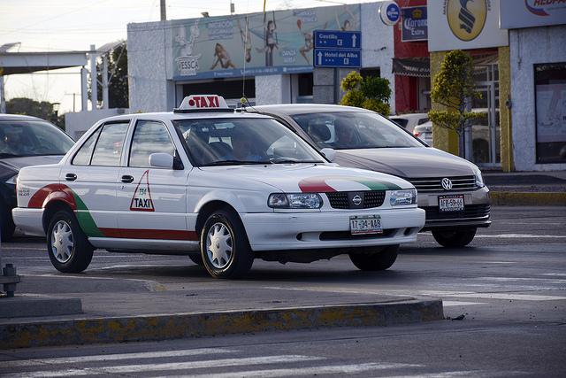 Operarán con app taxis de Aguascalientes