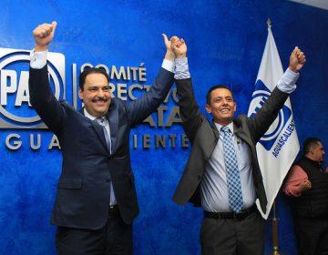 Se registra Martín del Campo para el Senado