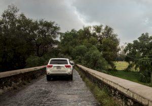 Rehabilitarán histórico puente San Ignacio