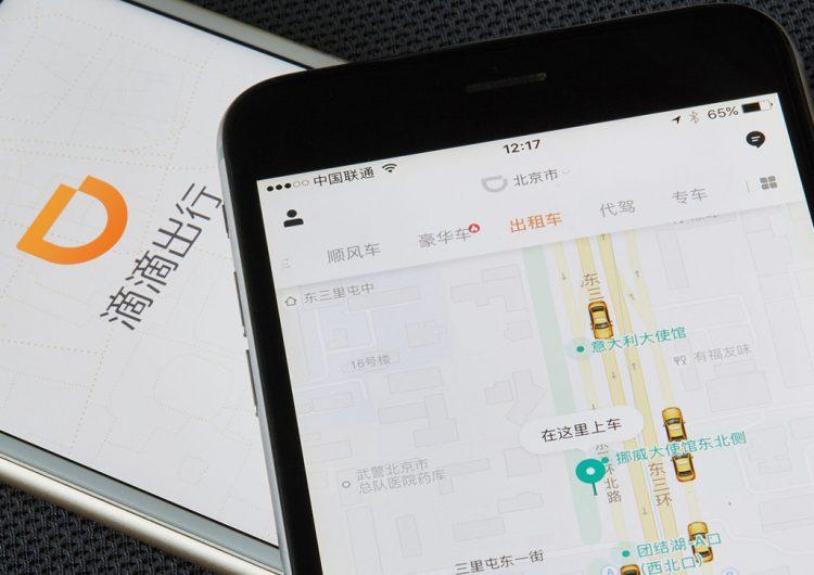 Didi Chuxing, la empresa china que competirá con Uber en México