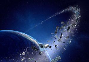 China planea destruir la chatarra espacial con láseres gigantes