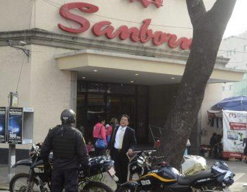 Violencia en CDMX: asaltan Sanborns de San Jerónimo